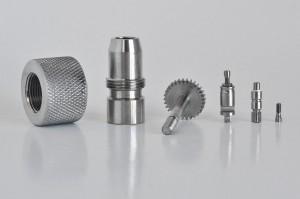 Piezas de titanio y materiales especiales